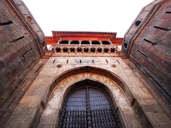 मस्तानी महल, शनिवारवाड़ा किला, पुणे, महाराष्ट्र