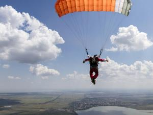 Skydiving Spots India