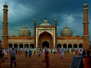Popular Mosques India