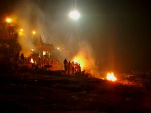 Manikarnika Ghat Where The Pyres Always Burn