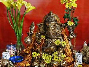 Ganesh Chaturthi Spl Places To Visit In South India