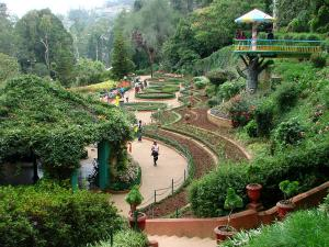 India Is Home Many Beautiful Gardens Which Are Located Acro