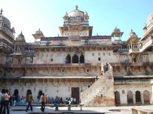 Places Visit Orchha Madhya Pradesh