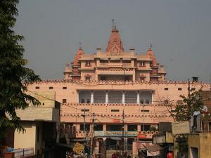 Places Visit Mathura