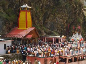 Places Visit Yamunotri