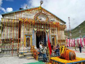 Places Visit Kedarnath