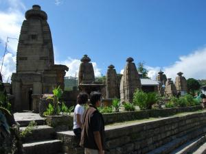 Places Visit Kausani
