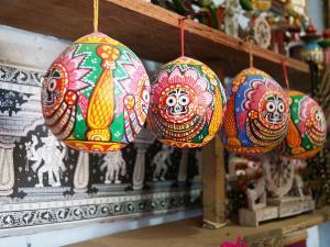 कलाकारों की भूमि रघुराजपुर