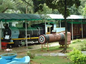 Railway Museums India