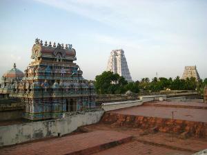 Places Visit Srirangam Tamil Nadu