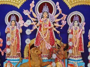 Places Where Durga Puja Navratri Is Celebrated
