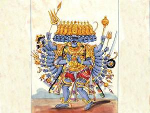 Prominent Ravan Temples In India Hindi