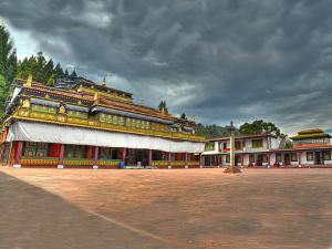 Trip To Spiritual Monastery Rumtek Hindi