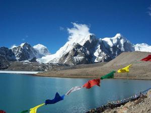 Gurudongmar Lake N Sikkim Hindi