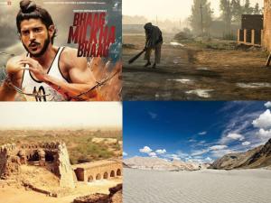 Bhag Milkha Bhag Shooting Locations Hindi