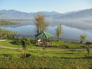 Wular Lake In Jammu Kashmir Hindi