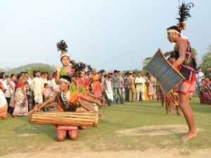 Colourful Festivals Of Meghalaya Hindi