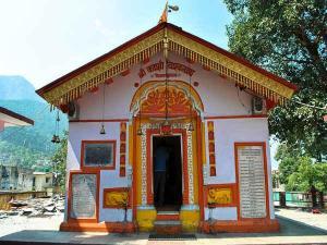 Kashi Vishwanath Temple Uttarkashi Hindi