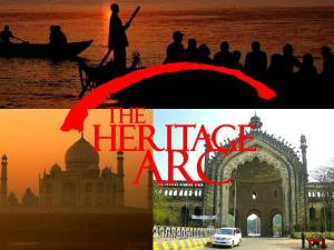Interesting Facts About Heritage Arc Agra Lucknow Varanasi Hindi
