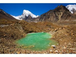 Satopanth Tal In Uttarakhand Hindi