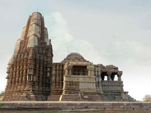 Duladeo Temple In Khajuraho Hindi