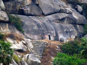 Barabar Caves In Bihar Near Bodh Gaya Hindi