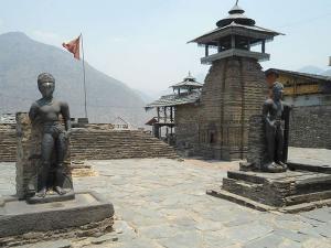 Lakhamandal Temple In Dehradun Hindi