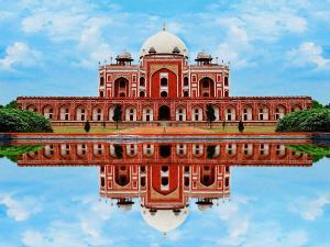Humayun Tomb Delhi Hindi