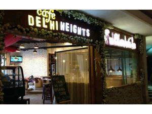 Valentine Day5 Most Romantic Restaurants Delhi Couples