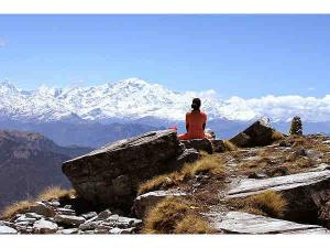 Travel Guide From Delhi Mini Switzerland Chopta
