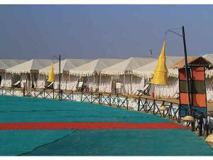 The Kutch Rann Utsav Full Moon Celebrations White Sand