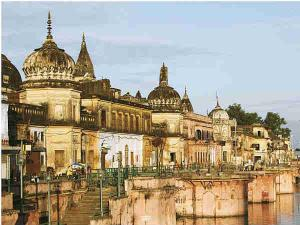 Place Visit Holy Religious Places In Ayodhya Uttarpradesh