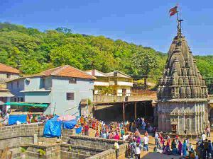 Bhimashankar Jyotirlinga Lord Shiva Maharashtra