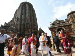 Travel Guide Lingaraj Temple Bhubaneswar