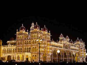 Mysore Palace Karnataka Best Time Visit Mysore Palace