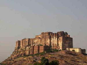 Mehrangarah Fort