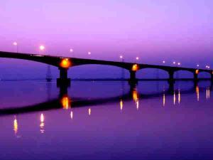 India Longest Over Bridge