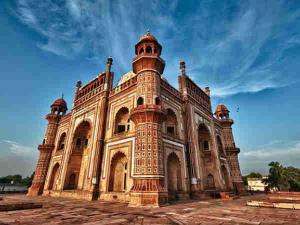 Safdarjung Tomb Delhi The Last Mughal Structure
