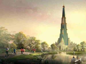 Longest Temple Of Lord Krishna To Be Built In Vrindavan