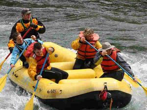 River Rafting Safety Tips