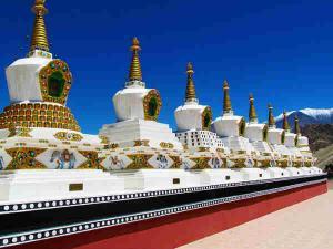 Buddhist Monastery In India