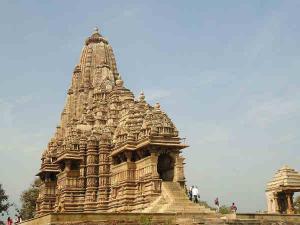 Madhya Pradesh Famous Temple