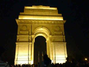 Catch The Beauty These Monumental Places India At Night Hindi