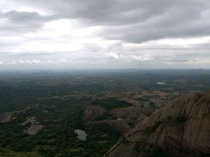 Asia Largest Monolith Savanadurga Hills Hindi