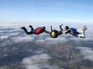 Best Locations Skydiving India Hindi