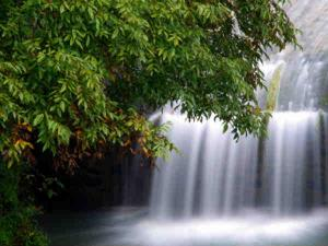 Waterfall Near Delhi Hindi