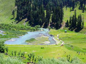 The Valleys Of Jammu And Kashmir Hindi