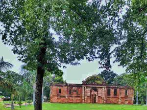 Explore Lucknow The Hidden Gems Dilkhusha Kothi Hindi