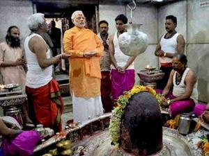 Prime Minister Narendra Modis Favourite Religious Places Hin