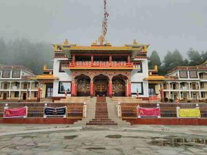 Monasteries Of North East India Hindi